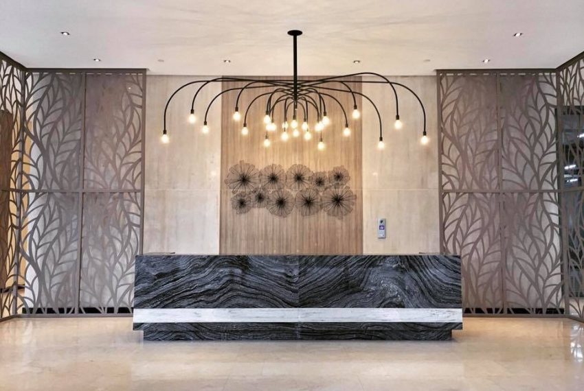 One Uptown Residence Lobby 3
