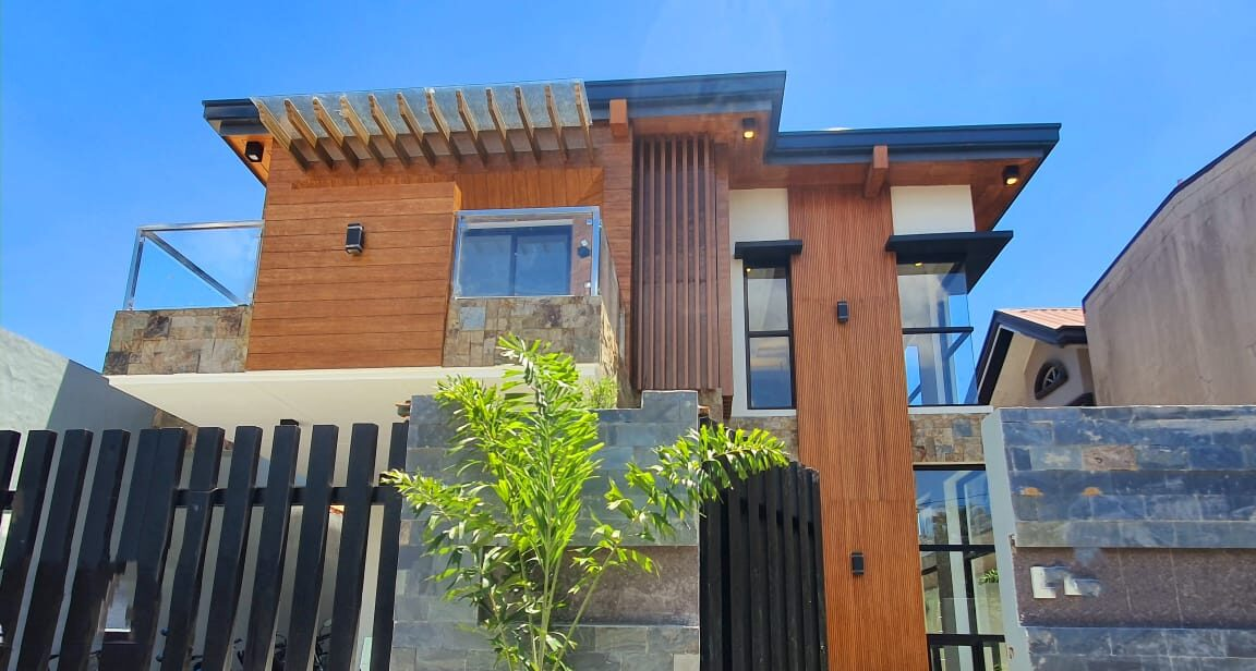 Brand New Asian Modern House and Lot in Filinvest East