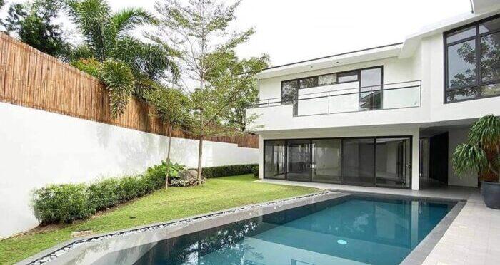 Ayala Alabang Village | 5 Bedroom House and Lot for sale