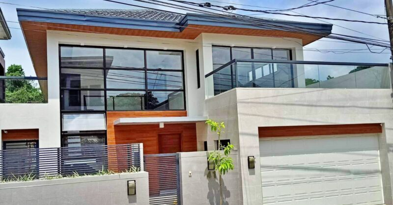 Filinvest 2 | 5 Bedroom Modern House With Swimming Pool | Quezon City