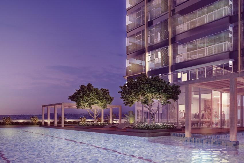 Grand Hyatt Residences Lap-Pool